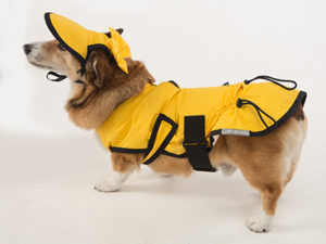 Tailored Dog Raincoat Supreme